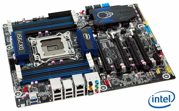X79 Chipset Featuring the Intel® Desktop Board DX79SI s